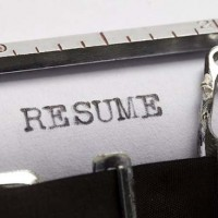 Be honest in your resume
