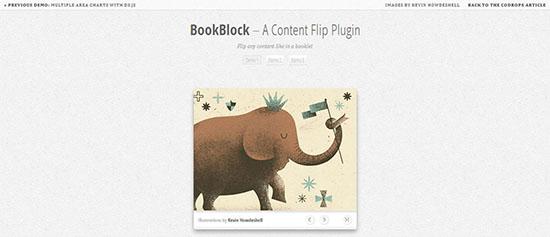 1.  Book Block