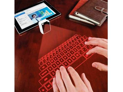 1. Virtual Keyboard