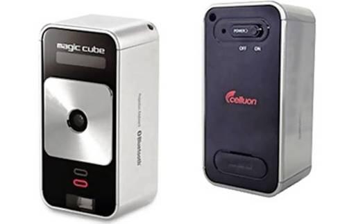 2. Celluon Magic Cube