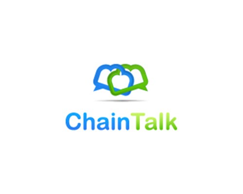 2.Chain Talk-logo-design