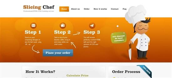 39.Slicing Chef