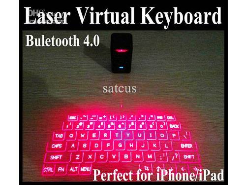 5. Celluon Magic Cube Bluetooth Virtual Keyboard and Mouse