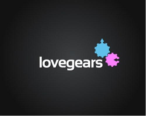 Dating social website logos design