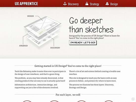 UX Apprentice