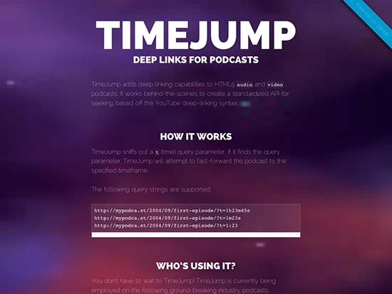 TimeJump