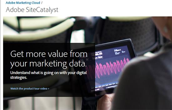 Adobe Site Catalyst
