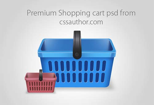 Beautiful Free Shopping Cart Icon