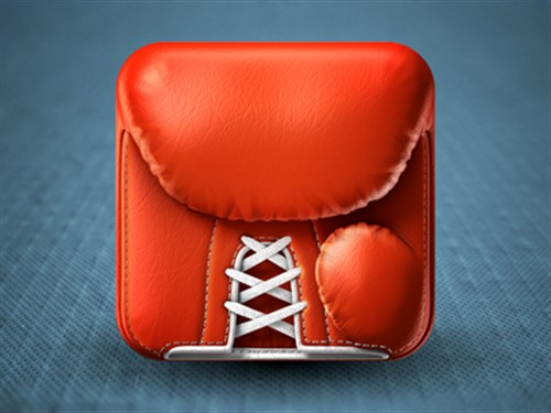 Boxing-Glove-iPhone-Icon