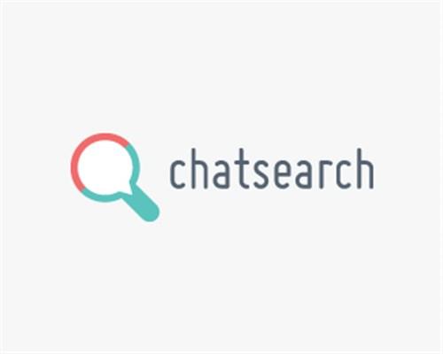 Chatsearch-logo-design