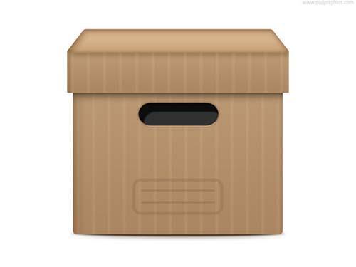 Files Archive Box