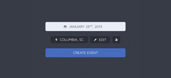 Flat Event Creation (PSD) by Seth Ely