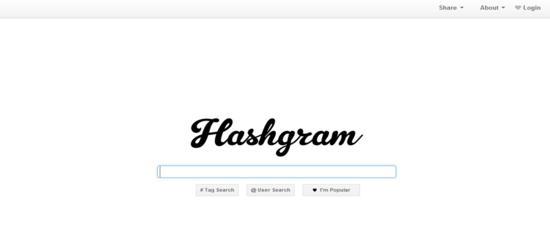 Hashgram