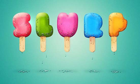 Ice Cream Type Treatment
