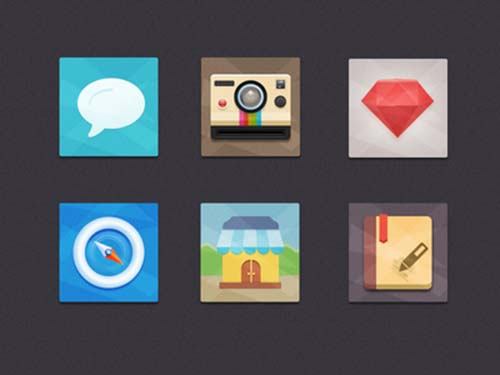 Icons Freebie