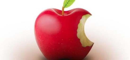 Real Apple Logo