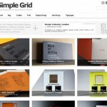 Simple Grid Theme Responsive