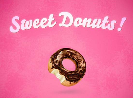 Sweet-Donut-Icon