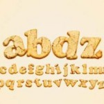 Yummy Cookies Typography
