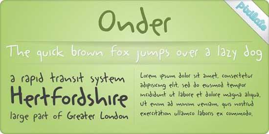 font-free-10