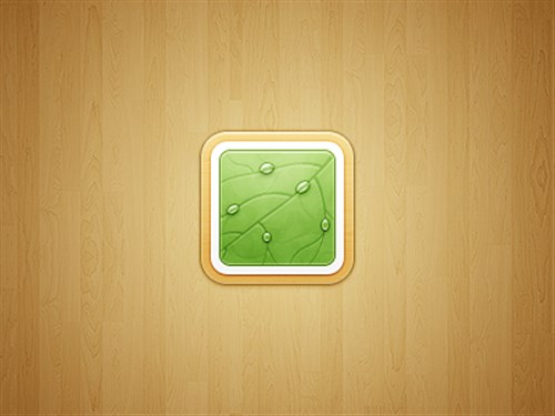 leaf-iOS Icon