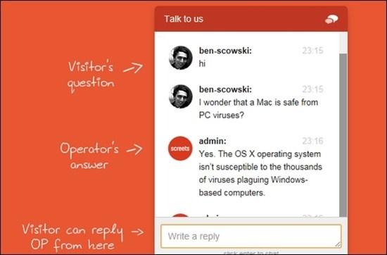 2. WordPress Quack Live Chat System