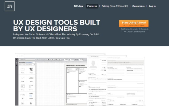 20 Best UX design and Wireframing Tools for Mobile
