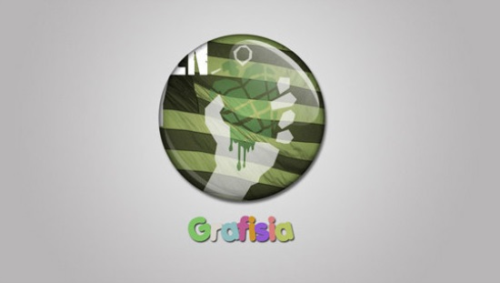 Create Funky Green Day Pin or Badge
