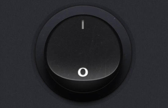 Create a Round Switch Button in Photoshop