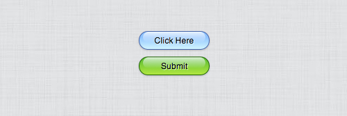 Glossy Buttons With CSS3 Gradient