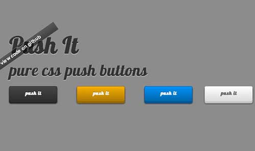 Push it-css3-buttons