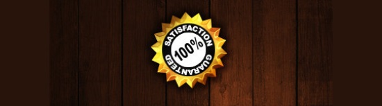 Satisfaction Guaranteed Seal-Badge Tutorial