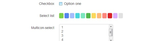 jQuery Simple Color Picker