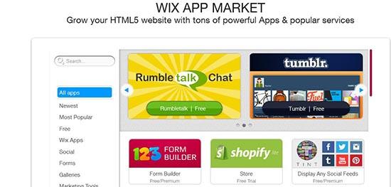 wix-app