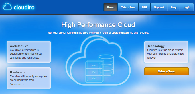 A Great Cloud Solution for your business