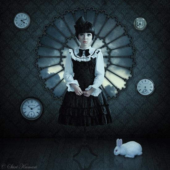 Create a Surreal Gothic Artwork