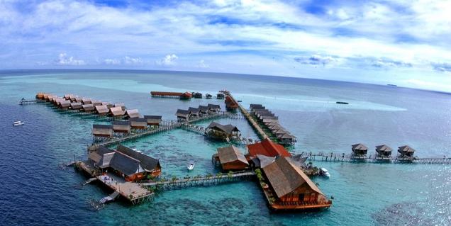 Sipadan Island of Sabah