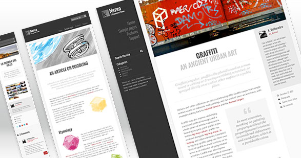 best responsive wordpress magazine themes 2013