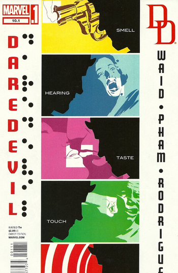 daredevil 10.1 comic cover
