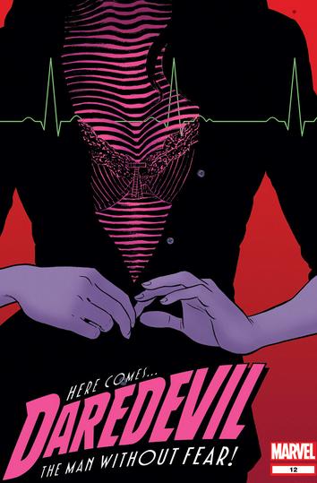 daredevil 12 comic cover