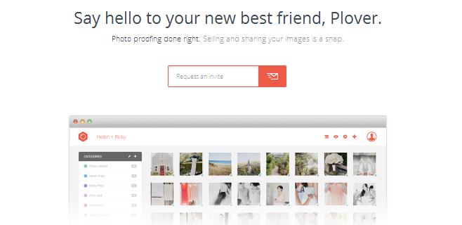flat ui design inspiration for online software