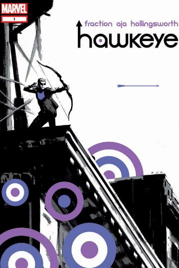 hawkeye comic book cover