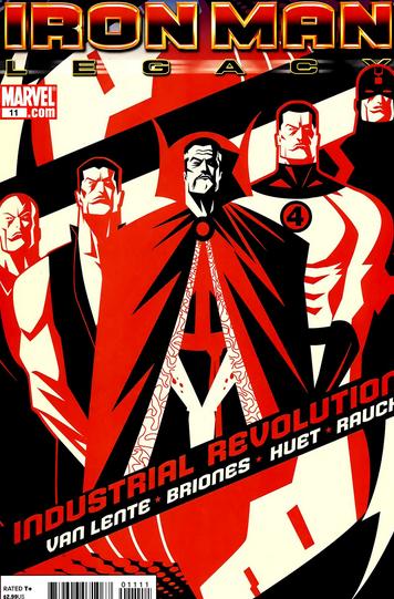 iron man legacy 11