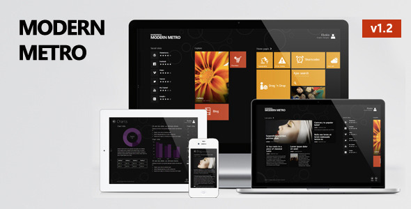 metro wordpress themes