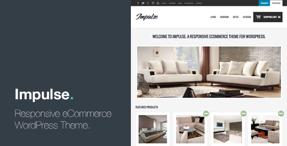 top responsive wordpress ecommerce themes 2013