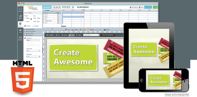 best 8 tools for creating presentations online in 2013