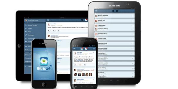 bitrix mobile apps