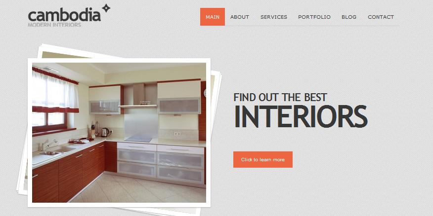 cambodia interior design wordpress themes