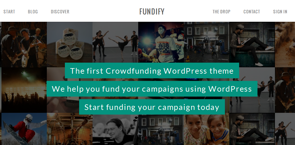 crowdfunding wordpress themes 7