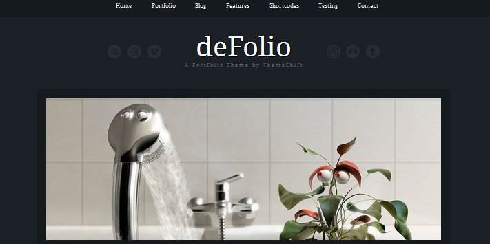defolio interior design wordpress themes